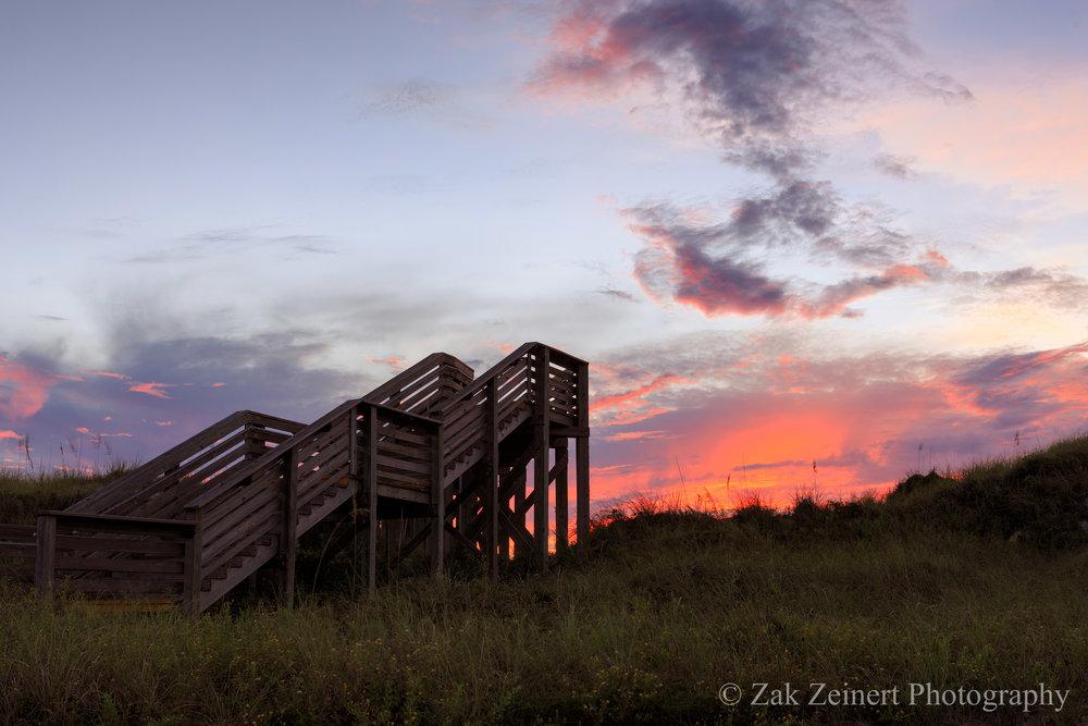 St. Joseph Peninsula State Park - Stairway to Heaven