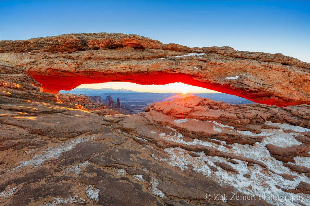Mesa Arch - Canyonlands National Park, Utah