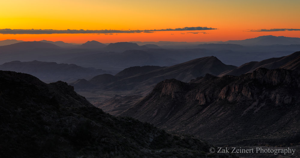 Big Bend - Lost Mine Trail Sunrise.jpg