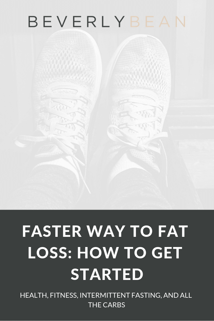 Faster way to fat loss: how to get started! Learn about how intermittent fasting, carb cycling, and specific workouts will help you lose stubborn fat and feel your best. Read the full review!