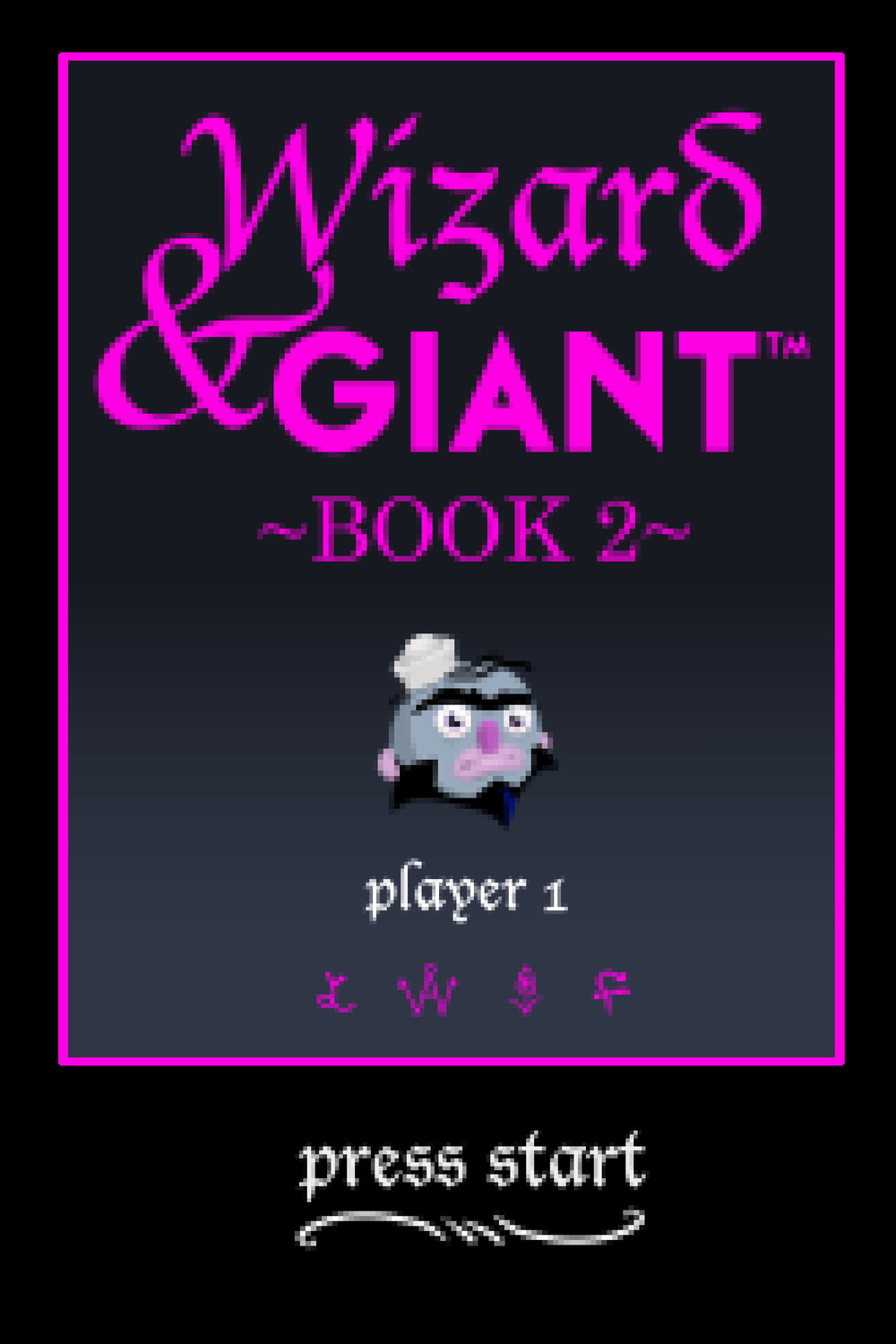 Wizard & Giant, Book 2 Cover