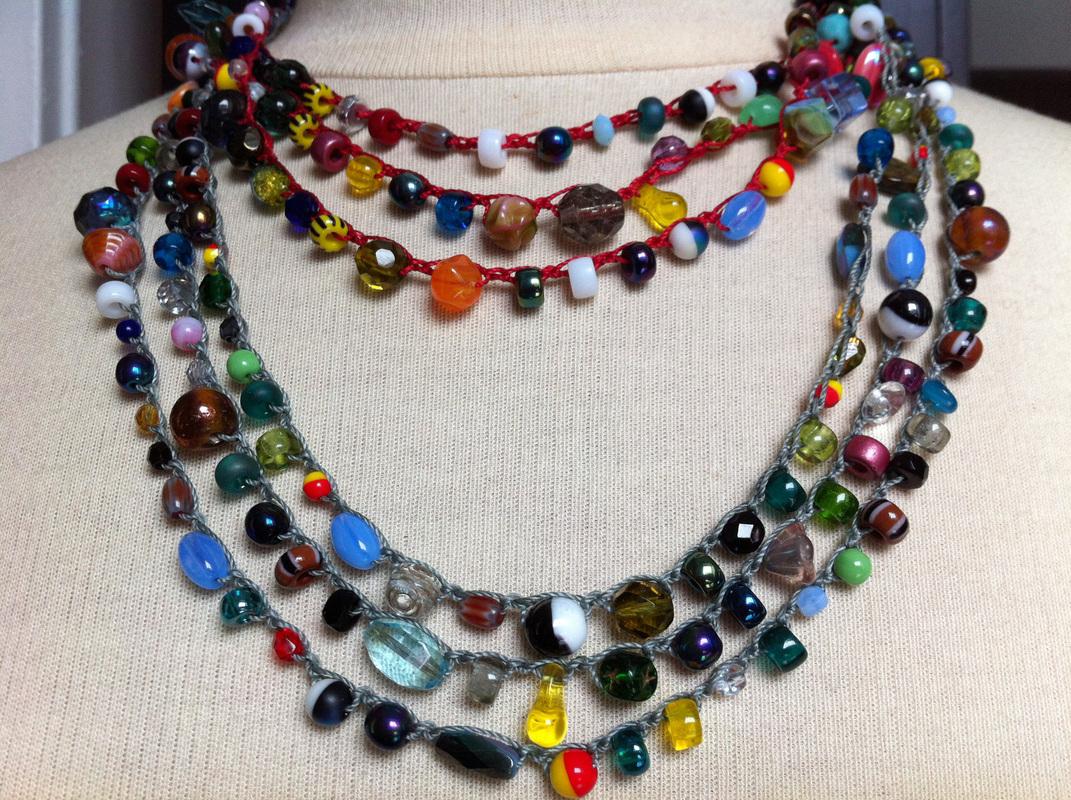 Knitty City Bead Crochet Jewelry