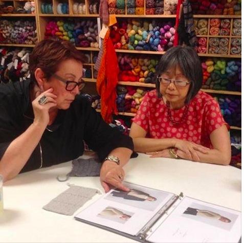 Pearl Buys More Yarn - 8/16