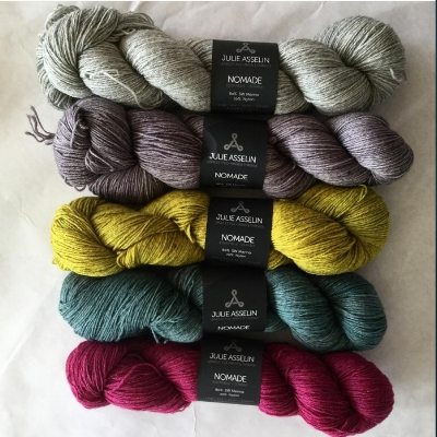 New Yarn: NOMAD