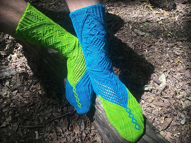 Twisted Soul Socks