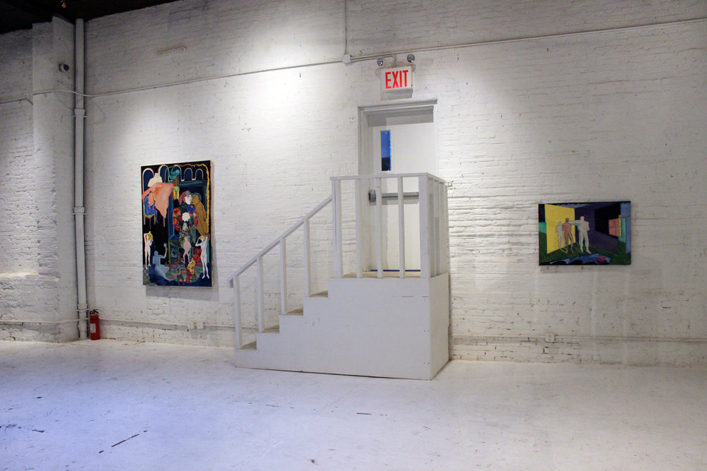 HEBDOMEROS    Monroe Warehouse, NY New York  March 2016