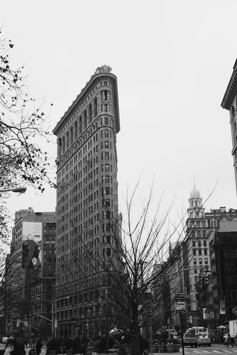 New York, Gomm Studio, Interior Design, London, Sourcing, Research, Flat Iron Building, Louise Gomm