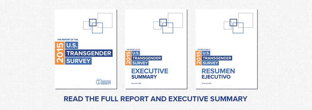 USTS Reports — 2015 U.S. Trans Survey