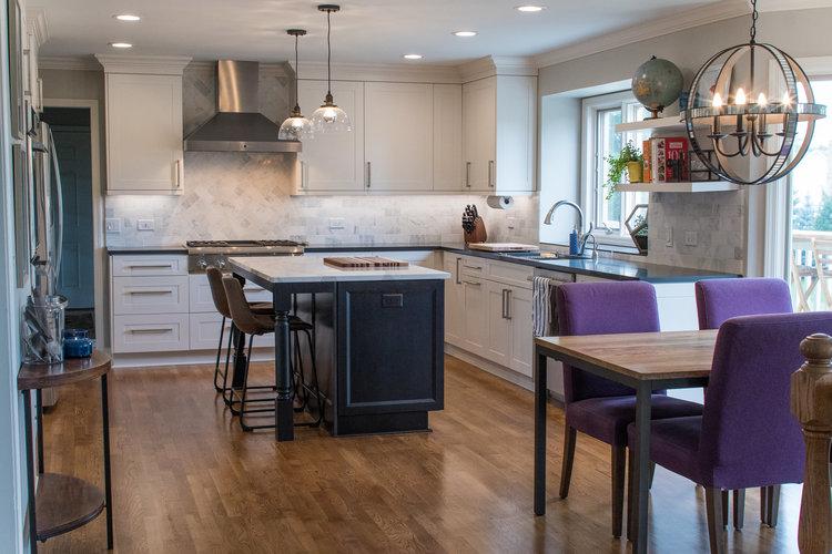 Deer Park Kitchen — Dimon Designs