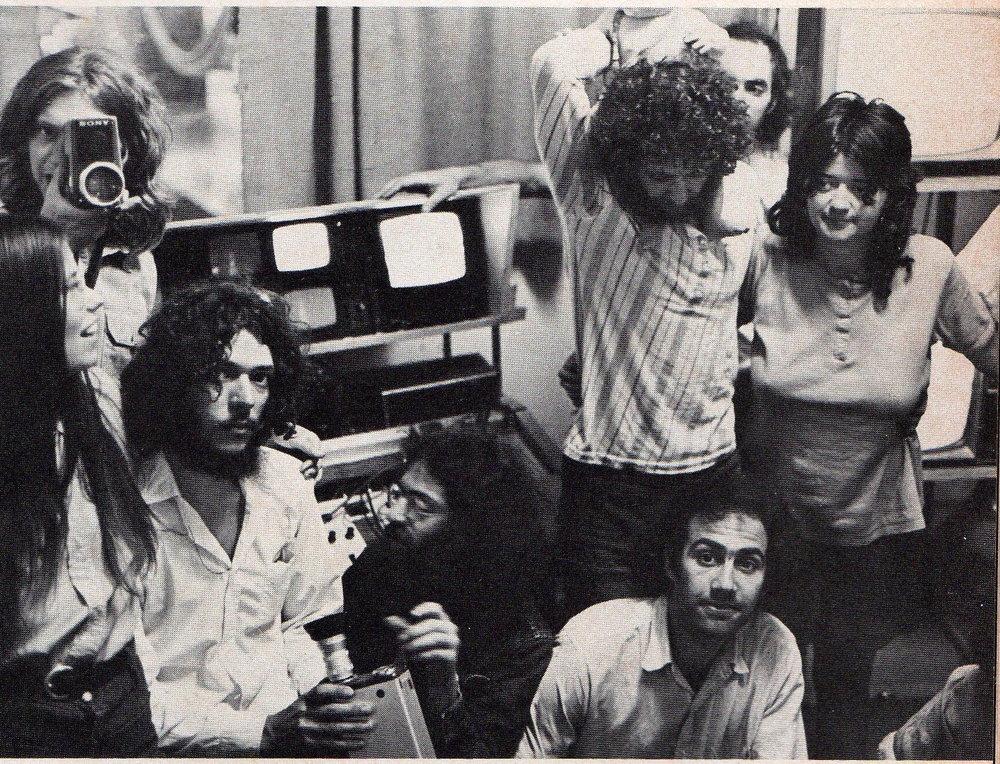 0 Videofreex in Prince St NYC control room 1970.jpg