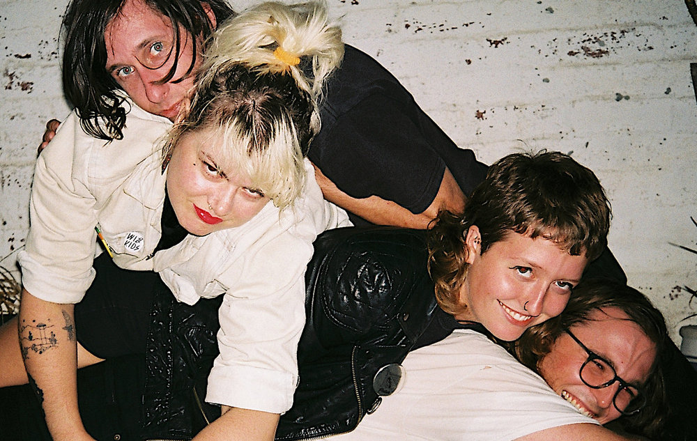 Friday July 6th    8PM     $10    Soakie   is hardcore for people who hate hardcore. If Britney Spears moved to New York and wore a punky dangler.    Gauche   -  Taking elements of Young Marble Giants, ESG (who they have played with) and Grass Widow, the DC band inject an explosive energy into songs about fraught relationships, a dependency on technology and social media and unfair working conditions.    Juice and Honey  is 100% organic noise pop run through a juicer with the dregs thrown out. Extra pulp, no added sugar. Featuring the rare fruit of members from Ursula, Louie Louie, The Cavemen and Dark Web    Tag Cloud   and   Onewayness   will play as a duo.   Onewayness is Adam Holquist, a composer, improviser, and multi-instrumentalist from Erie, Pennsylvania. He uses guitars, pianos, analog and digital synthesis, spoken word and field recordings, and a variety of hardware and software tools to create atmospheric and textural music which draws influence from a variety of sources. These may include: ambient, drone, minimalism, post-rock, and vintage and contemporary electronic 'listening music'.  Tag Cloud is ambient/noise including kit built electronics, analog and semi-modular synths, cheap keyboards, acoustic drone instruments, and percussion. Influences range broadly from Krautrock, noise, and environmental acoustics to working within the experimental scene in Washington DC. Recent releases on Verses Records and Flag Day Recordings.