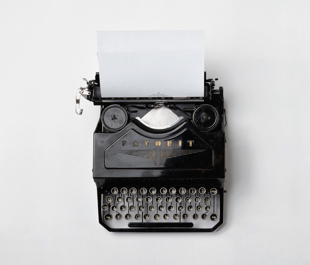 Unsplash_Typewriter
