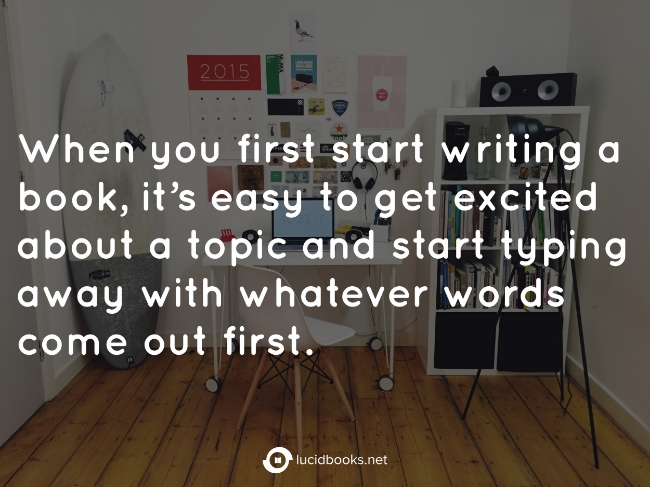 Does writing come easy to you?