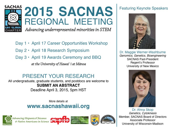 2015 SACNAS Regional Meeting