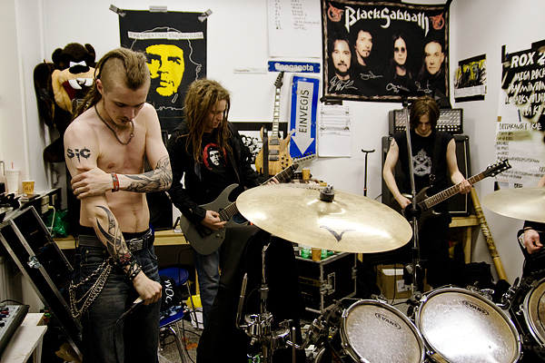 SIC at Rehearsal, 2009