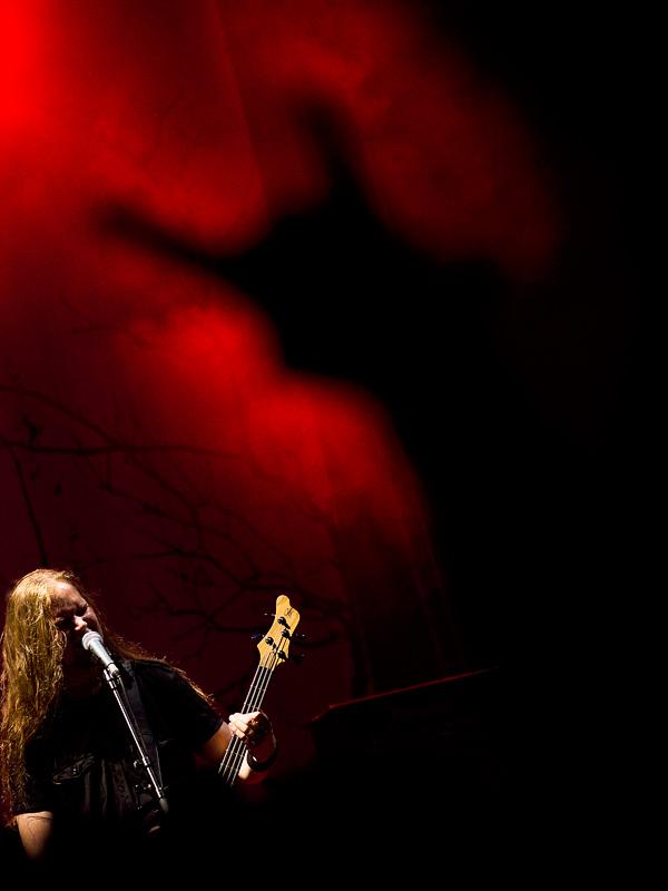 Insomnium: Wacken 2012, G  ermany.  Photo: @ Eija Mäkivuoti.