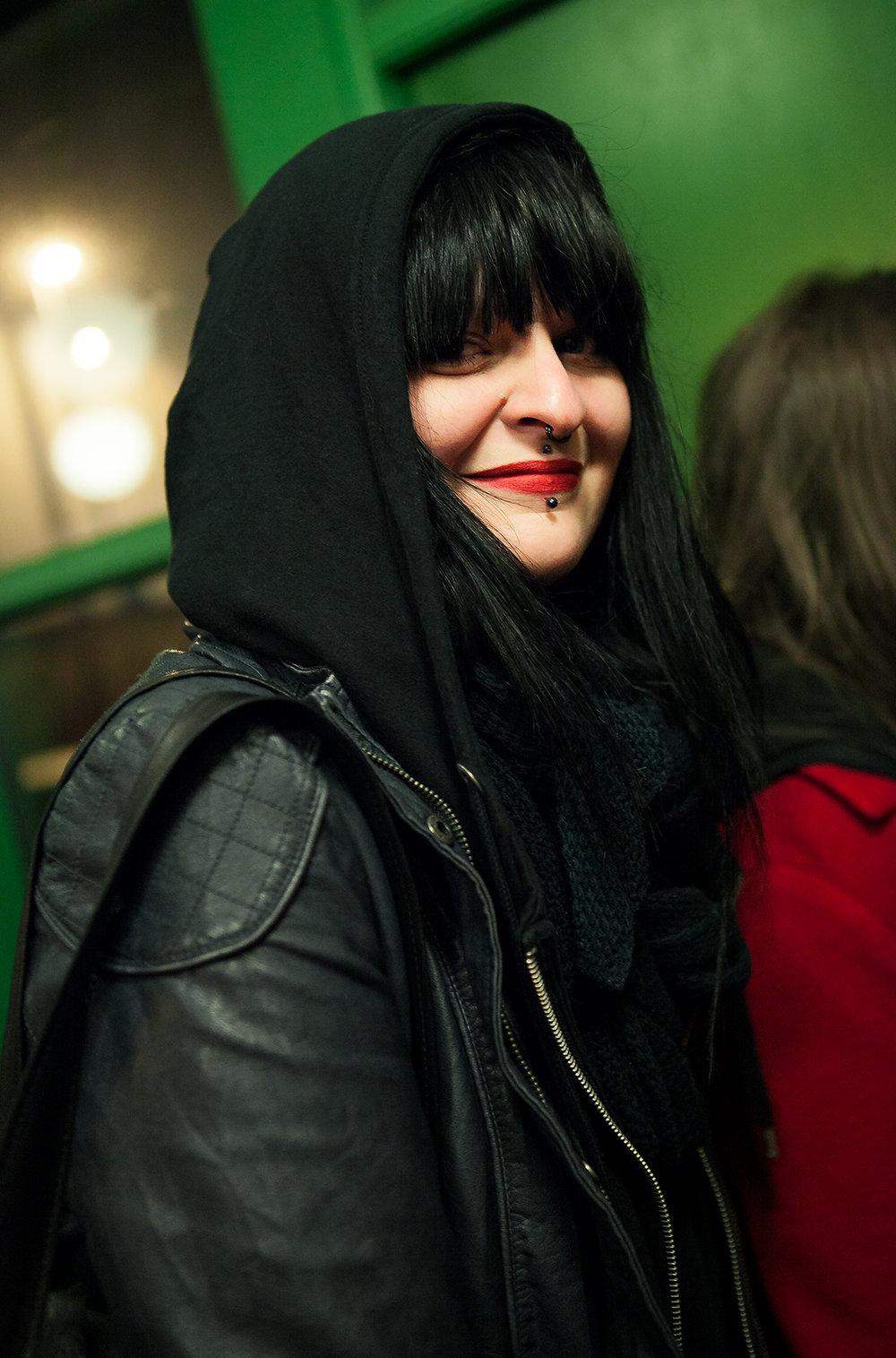 MAIBRITT, WACKEN METAL BATTLE FØROYAR, SJÓNLEIKARAHÚSIÐ, TÓRSHAVN, 2012