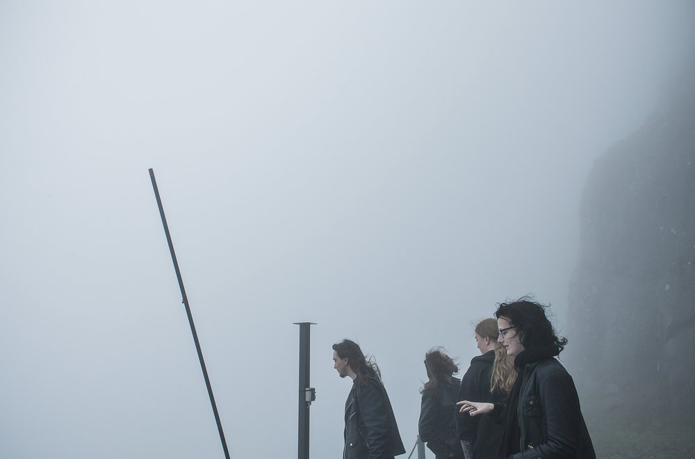 FOG (WEATHER), 2011