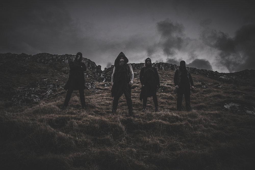 Svártmalm: Promotional Photo, Shot in Tórshavn, Faroe Islands, 2018. Photo: © Eija Mäkivuoti.