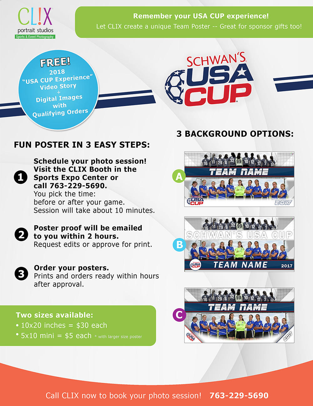 2018 USA Cup OnField Flyer