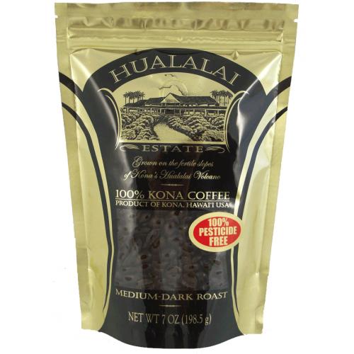 Premium Kona Coffee Beans - Hualalai