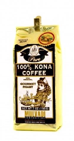 kona coffee beans - Mulvadi