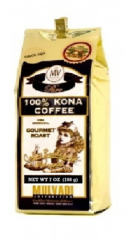 Mulvadi Kona Coffee - Ground