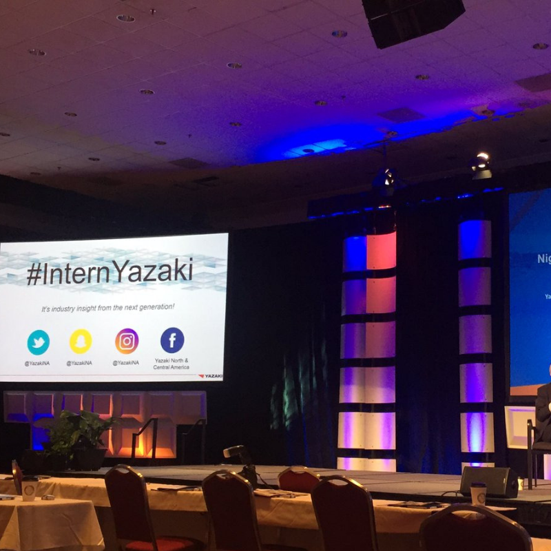 #InternYazaki User Generated Content Campaign - Social Media Campaign | SEE RESULTS
