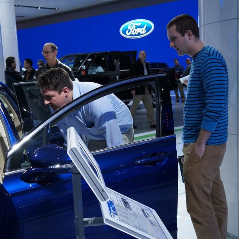 NAIAS Student Liaison Program - Social Campaign | READ MORE