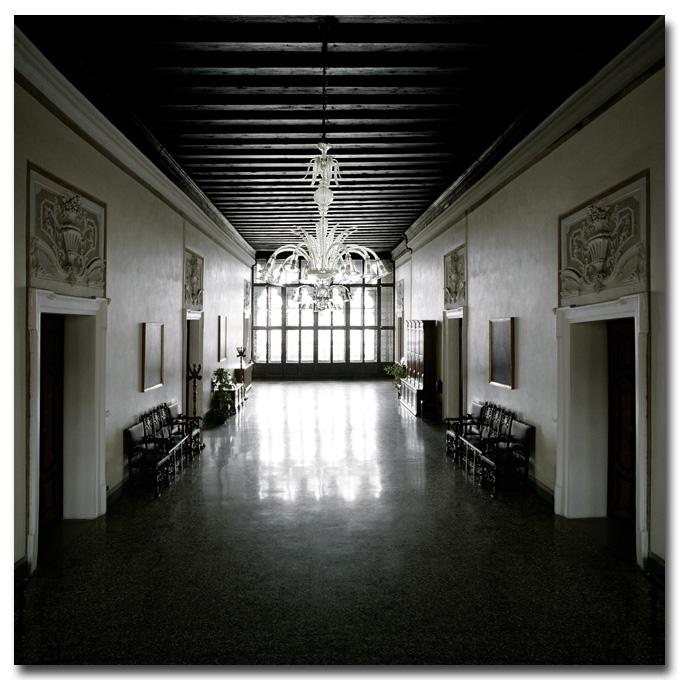 """Palazzo Giustinian"", 2005"