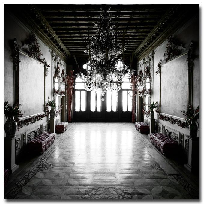 """Palazzo Giustinian"", 2004"