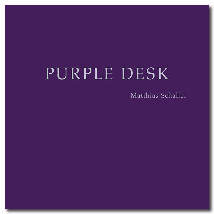 """""""Purple Desk"""""""