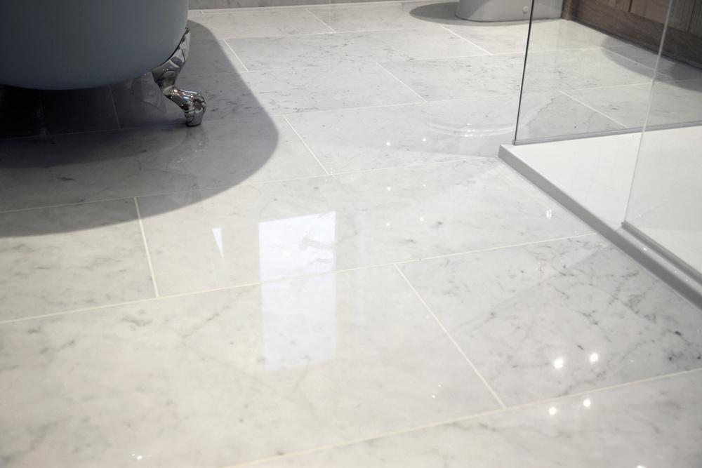 Polished Vs Honed Tile On Floors Home Remodeling That