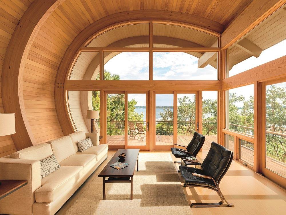 Custom Wood Windows
