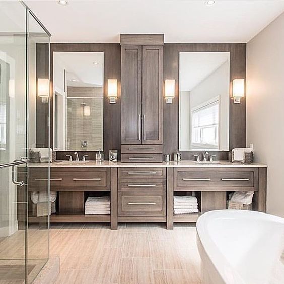 QA What Type Of Mirror Is Right For My Bathroom Remodel Home - How to remodel your own bathroom