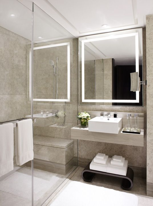 Lit whether for a master or guest bath lit mirrors are a home trend to take advantage of these mirrors have state of the art technology that illuminates