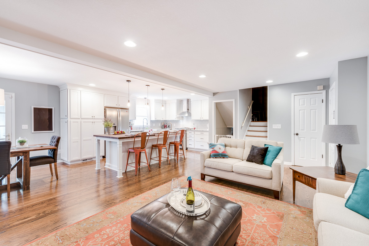Three Ways to Style Your Family Room — Home Remodeling that makes ...