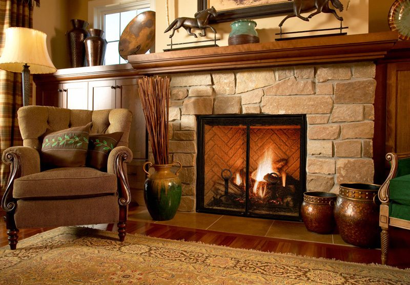 Popular In Most Modern Homes, Gas Fireplaces Are An Easy Way To Instantly  Warm Your Home. Gas Fireplaces Are Great Because Of Their Ease Of Use (in  Most ...