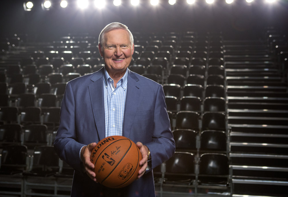 Jerry West, Xarelto