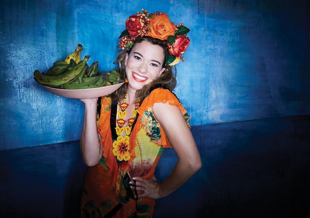 Grace Ramirez,Zacapa Rum