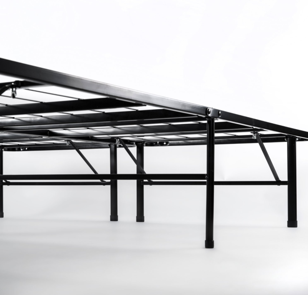 zinus 14 inch smartbase mattress foundation platform bed frame box spring replacement quiet