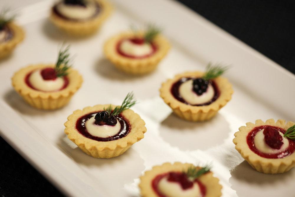 Brie Tartlets