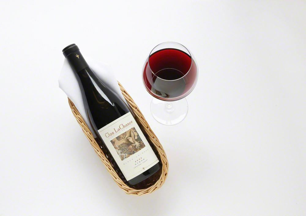 Le Bistro, service du vin