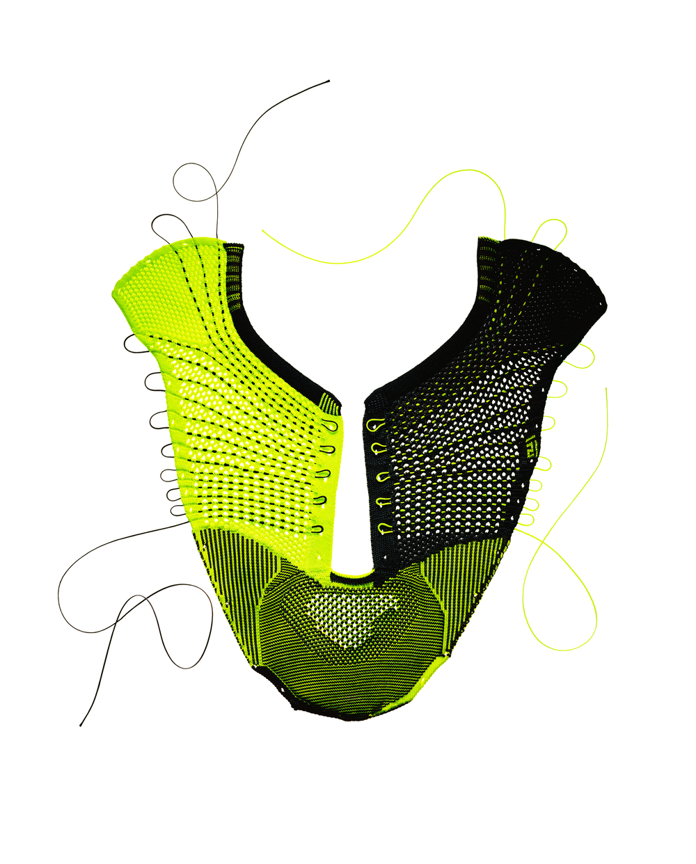 Nike FlyKnit Technology (Source:  nike.com )