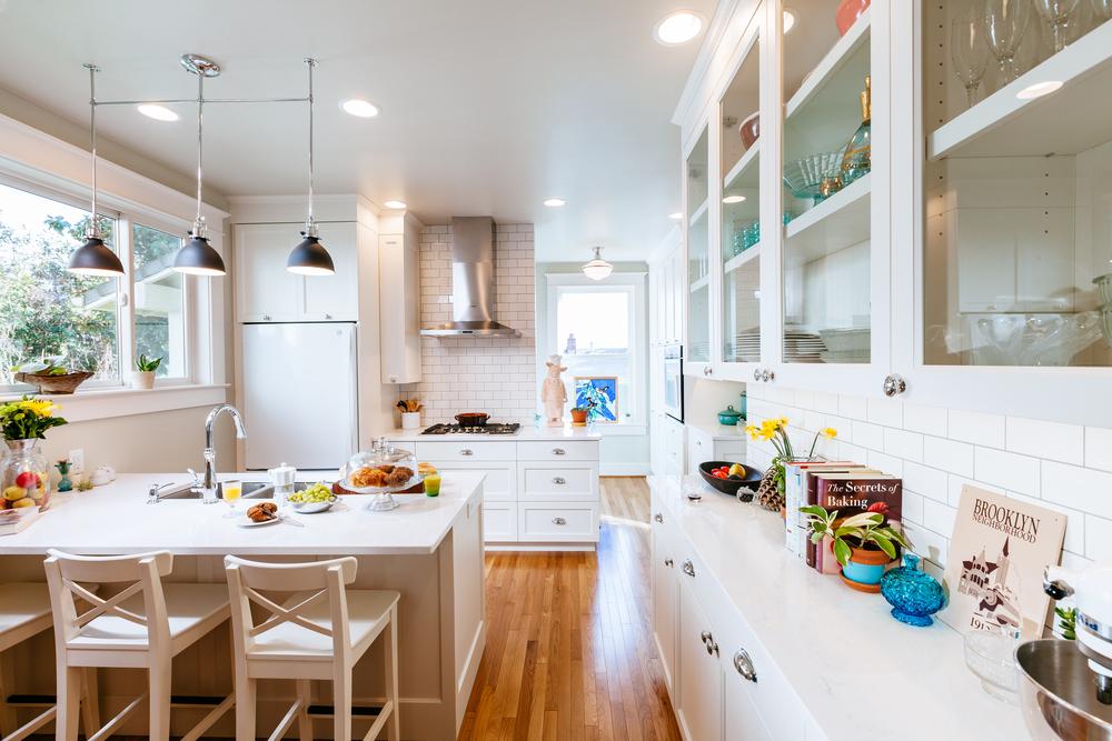 Portland Brooklyn Kitchen Remodel