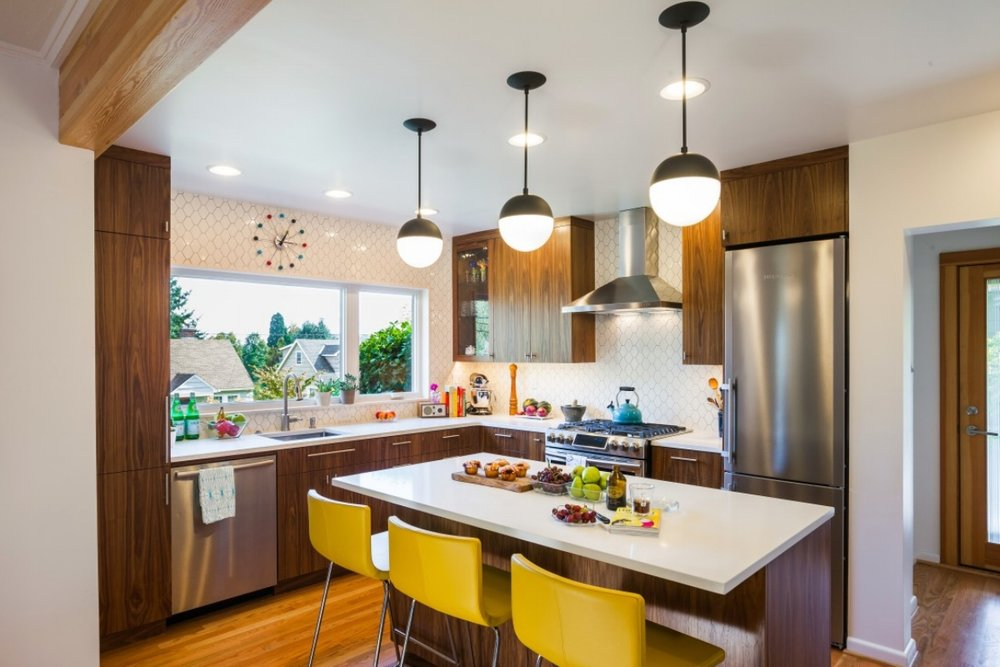 Mt. Tabor Remodel |  click  to view more photos