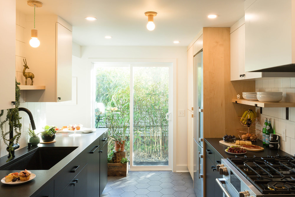Rose Park Kitchen Remodel Portland