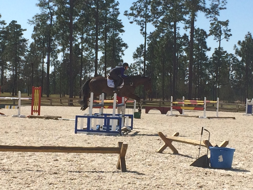 2016 Aiken Training Session - CR