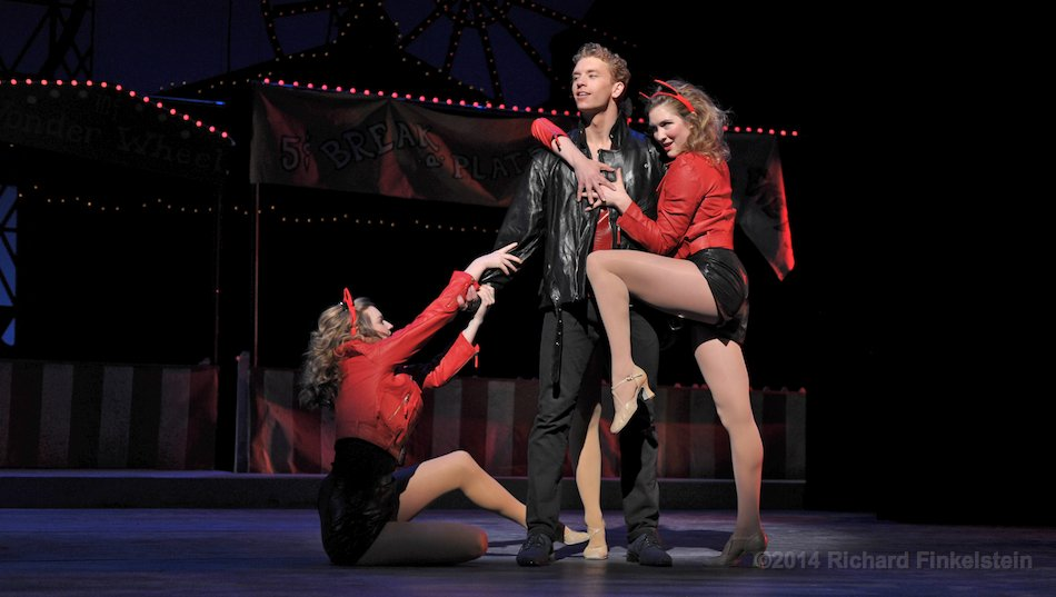 All Shook Up,  Forbes Center for the Performing Arts