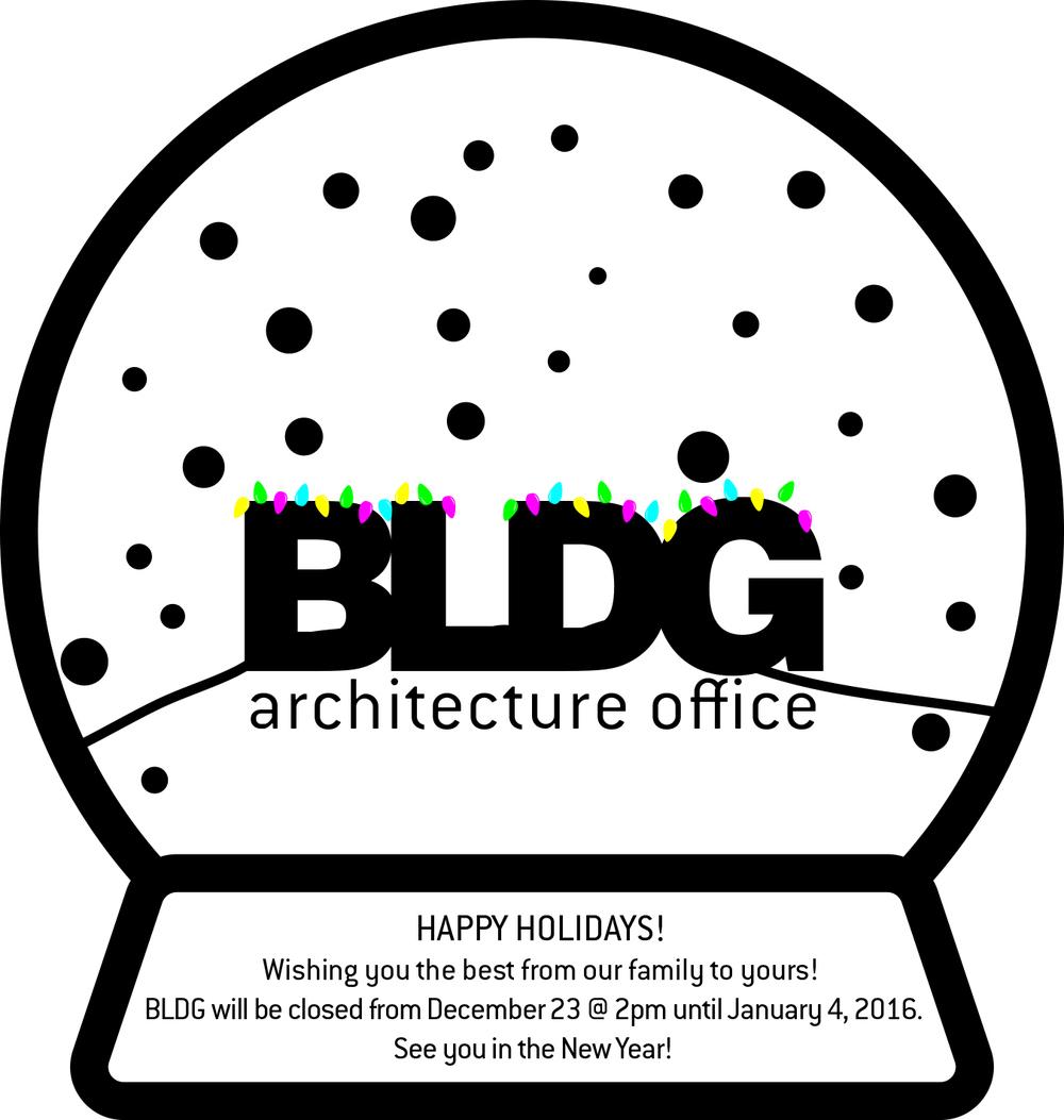 BLDG Holiday Card